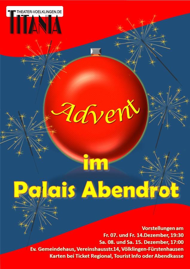 Advent im Palais Abendrot
